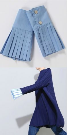 Manseta bleo pentru camasi/pulovere