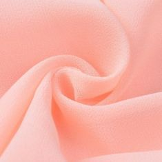 Rochie culoare piersica cu detalii metalice