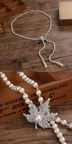 Curea/Colier cu un singur sirag de perle