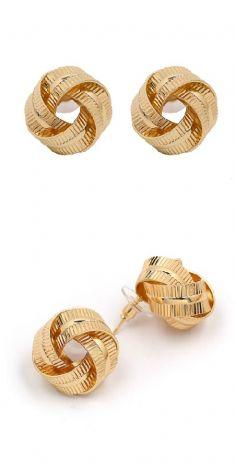 Cercei aurii - model 1