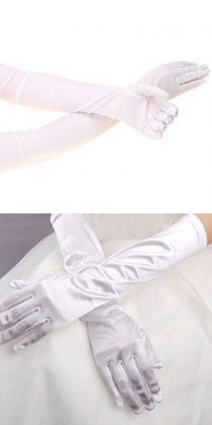 Manusi lungi albe